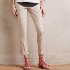 Anthropologie | Hei Hei Striped Pants